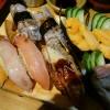 姫路駅近くの立ち食い寿司、魚路(ととろ)さんの写真レポート