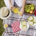 おしゃれなレジャーシートが人気!ピクニックや運動会におすすめ・通販サイト集