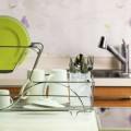 おしゃれな水切りかご・洗い物ラックが人気。おすすめ通販ショップまとめ