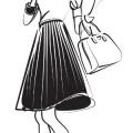 結婚式にもおすすめ。おしゃれなサブバッグの人気通販ショップ集【披露宴】