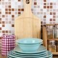 キッチンの壁をおしゃれに飾る。タイルステッカー・シールの人気通販サイト集