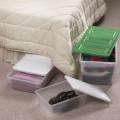 ベッド下収納におすすめ。おしゃれなボックス・衣装ケースの通販ショップ集