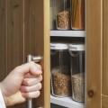 キッチンにおすすめ。取っ手付き収納ケース・保存容器の人気通販サイト集