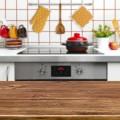 キッチンカウンター上の収納ラックが人気。おしゃれな棚・目隠しの通販サイト集