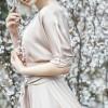 長袖や七分袖のパーティードレスがおすすめ。結婚式ドレスの通販サイト集