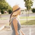 おしゃれな日除け帽子が人気。レディースUVハットのおすすめ通販ショップ集