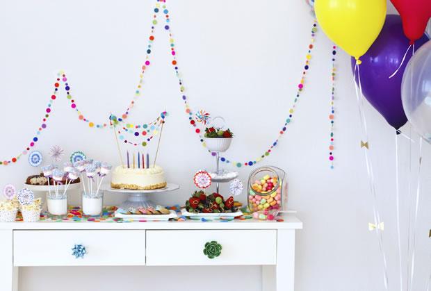パーティーや誕生日会の飾り付けにおすすめ!おしゃれなグッズの人気通販サイト集